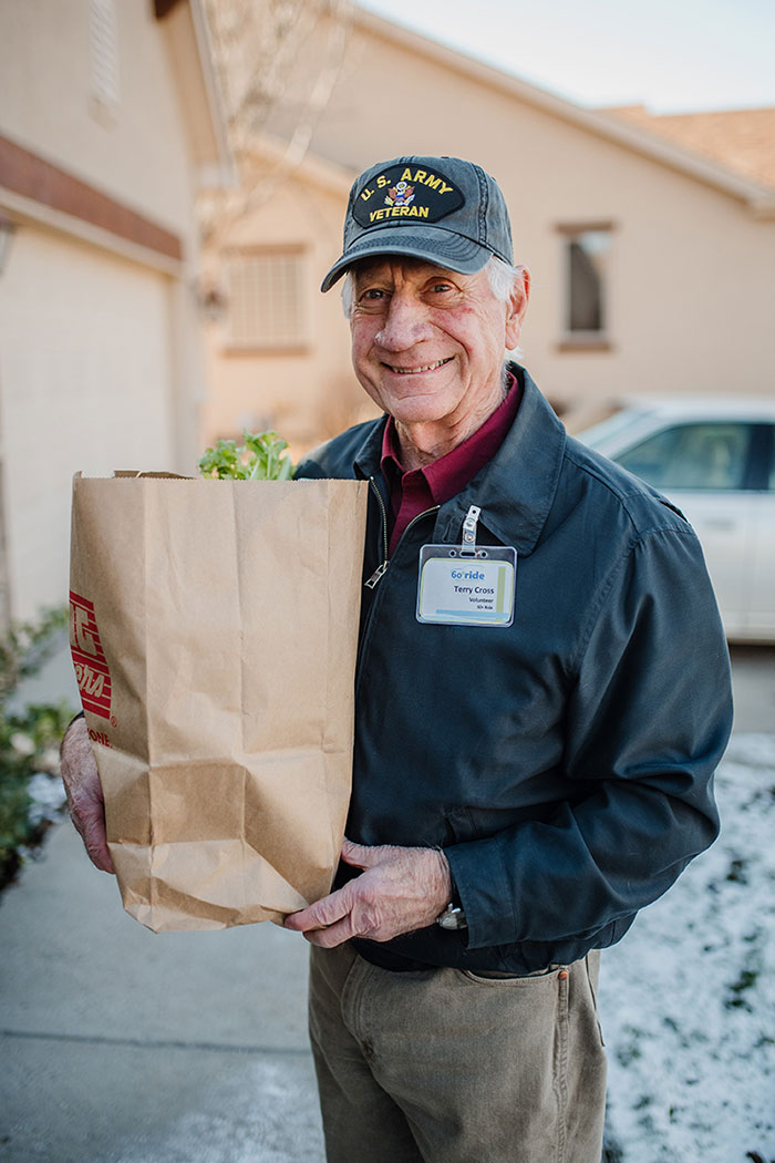 Grocery Delivery Volunteer